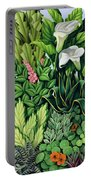 Foliage Portable Battery Charger by Catherine Abel