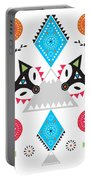 Folk Fox Portable Battery Charger