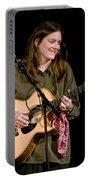 Folk Musician Denise Franke Portable Battery Charger