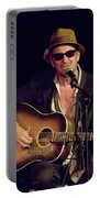 Folk Singer Greg Brown Portable Battery Charger