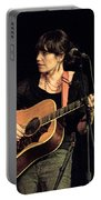 Folk Singer Pieta Brown Portable Battery Charger