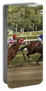 Follow Me To The Finish Portable Battery Charger