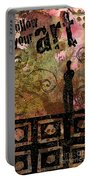 Follow Your Art Portable Battery Charger