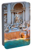 Fontana Di Trevi Portable Battery Charger