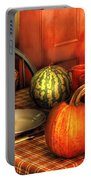 Food - Nature's Bounty Portable Battery Charger by Mike Savad
