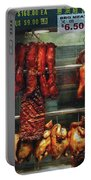 Food - Roast Meat For Sale Portable Battery Charger