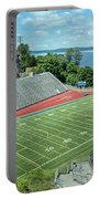 Football Field By The Bay Portable Battery Charger