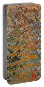 Forces Of Nature - Abstract Art Portable Battery Charger