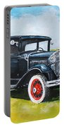 Ford A Tudor Sedan Portable Battery Charger