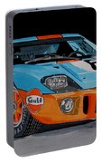 Ford Gt40 Portable Battery Charger