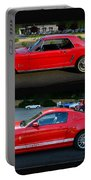 Ford Mustang Old Or New Portable Battery Charger
