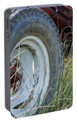 Ford Tractor Tire Portable Battery Charger