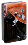 Ford V8 Dashboard Portable Battery Charger