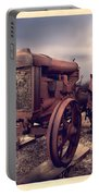 Fordson F Tractor Portable Battery Charger
