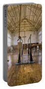 Fordyce Bathhouse Gymnasium - Hot Springs - Arkansas Portable Battery Charger