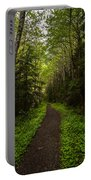 Forest Beckons Portable Battery Charger