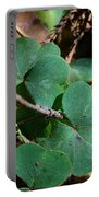 Forest Clover Portable Battery Charger
