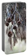 forest decoration - A pine tree give us a natural autumn decoration  Portable Battery Charger