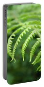 Forest Fern Portable Battery Charger