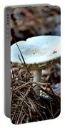 Forest Fungus Portable Battery Charger