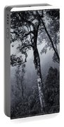 Forest In The Fog Portable Battery Charger