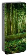 Forest Of Cathedral Grove Collection 7 Portable Battery Charger