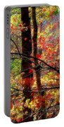 Color The Forest Portable Battery Charger