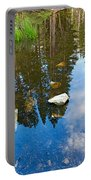 Forest Reflection Portable Battery Charger
