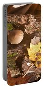 Forest Scene 6 Portable Battery Charger