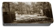 Forest Theater Carmel California  Circa 1930 Portable Battery Charger