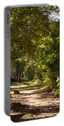 Forest Walk 02 Portable Battery Charger