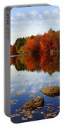 Forever Autumn Portable Battery Charger
