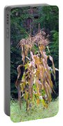 Forgotten Corn Stalks Portable Battery Charger