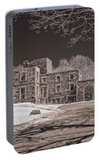 Forgotten Fort Williams Portable Battery Charger