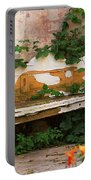 The Forgotten Garden Portable Battery Charger