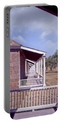 Fort Davis Perspective Portable Battery Charger