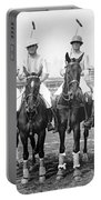 Fort Hamilton Polo Team Portable Battery Charger