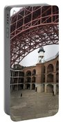 Fort Point And Golden Gate Bridge San Francisco Portable Battery Charger