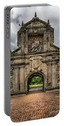 Fort Santiago Portable Battery Charger