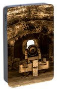 Fort Sumter Famous Cannon Portable Battery Charger