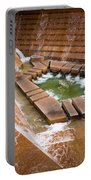 Fort Worth Water Gardens Portable Battery Charger