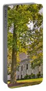 Founders Hall Portico Entrance Portable Battery Charger