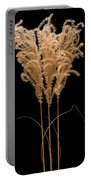 Fountain Grass Portable Battery Charger