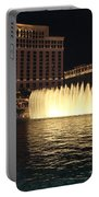 Fountain Vegas Portable Battery Charger