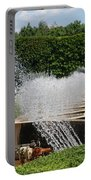 Fountains Portable Battery Charger