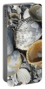 Four Beautiful Shells Portable Battery Charger