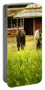 Four Horses Portable Battery Charger