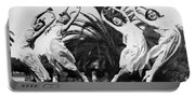 Four Leaping Grecian Dancers Portable Battery Charger