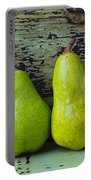Four Pears Portable Battery Charger