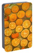 Four Persimmons Portable Battery Charger
